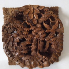 Sculptura din lemn veche ( Bali)