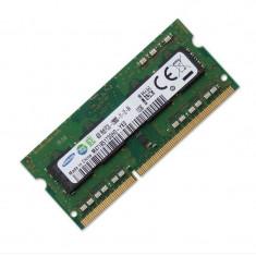 Memorie 4GB DDR3 1600MHz Samsung SODIMM PC3L 1Rx8