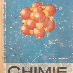 CHIMIE MANUAL CLASA A IX-A LICEU SI ANUL I LICEE DE SPECIALITATE -  Nenitescu