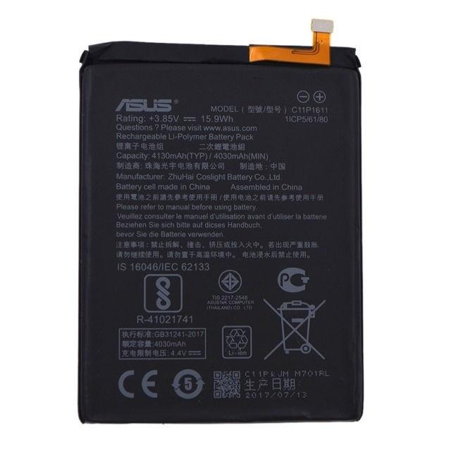 Inlocuire Acumulator Original ASUS ZenFone 3 Max ZC520TL (4030 mAh) C11P1611