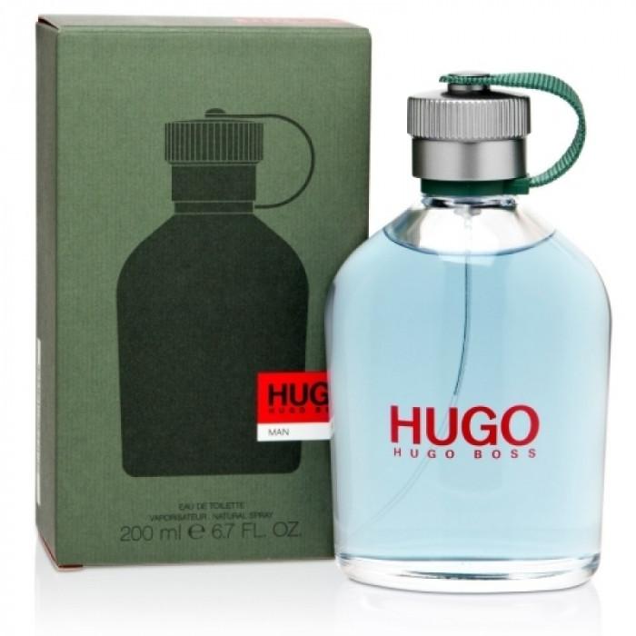Apa de toaleta Barbati, Hugo Boss Hugo, 75ml