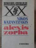 ALEXIS ZORBA-NIKOS KAZANTZAKIS