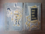VITELUL DE AUR / DOUASPREZECE SCAUNE de I. ILF , E. PETROV , 1957