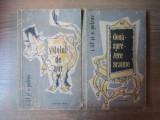 VITELUL DE AUR / DOUASPREZECE SCAUNE de I. ILF , E. PETROV , 1957, Ilf si Petrov