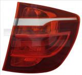 Cumpara ieftin Stop lampa spate stanga exterior LED BMW X3 F25 intre 2010-2017, TYC