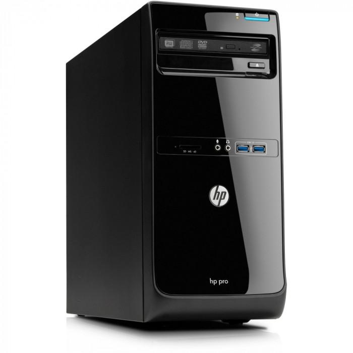 Calculator Desktop HP 3400 Microtower I5-2400