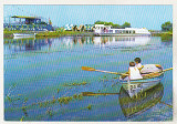 Bnk cp Delta Dunarii - Punctul turistic Rosu - Vedere - necirculata, Printata