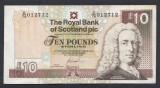 A5339 Scotland Scotia 10 pounds 2007