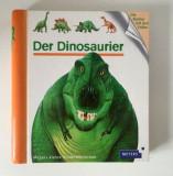 * Carte pt copii, limba germana, Der Dinosauriei, format 18x17cm, coperti tari