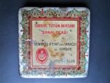 Cutiuta veche de Tigarete 1907-28: Turcia, Manufacture de Constantinople