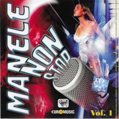 CD Manele Non Stop Vol. 1, original