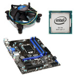 Kit Placa de baza sh MSI B85M-E45, Intel Core i7-4770S, Cooler