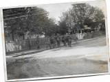 D519 Soldati romani pazesc prizonieri sovietici frontul de est razboi