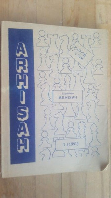 Supliment Arhisah 1/1991 foto
