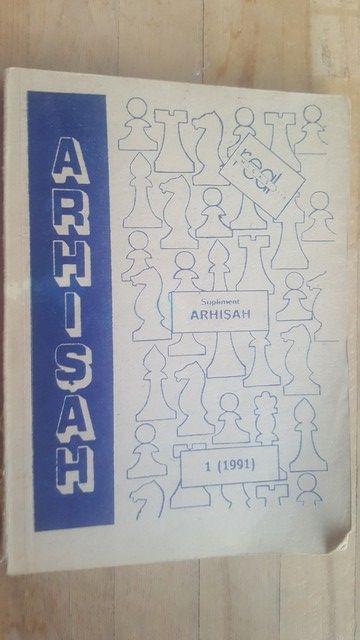 Supliment Arhisah 1/1991