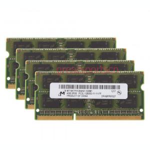 Memorie Laptop DDR3L 4GB 1600Mhz PC3L Sodimm Low Voltage 1.35V 12800S Garantie 6 luni