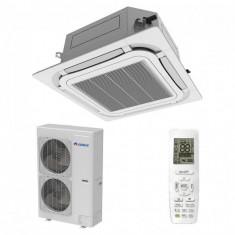 Aparat aer conditionat tip Caseta Gree GUD125T/A-T-GUD125W/NhA-T Inverter 42000BTU Clasa A++ Alb