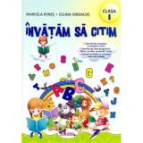 Invatam sa citim - clasa I - Celina Iordache, Marcela Penes