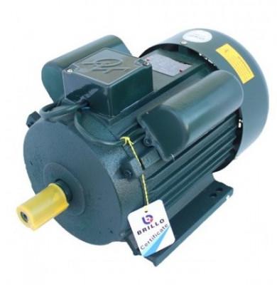 Motor Electric Monofazat 220V-4 kW 3000RPM-Condensatori foto
