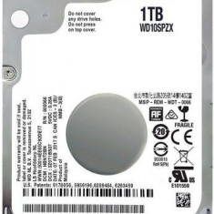 Hard Disk Laptop Western Digital, 1TB, 5400rpm, SATA 3 (Albastru)
