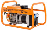 Generator Curent Electric Ruris R-Power GE 2500, 7 CP, Benzina, 220V