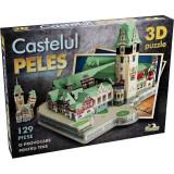 Puzzle 3D - Castelul Peles, Noriel
