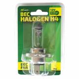 Bec auto cu halogen RoGroup H4, 12V, 55 W