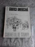 CABINETUL DE STAMPE, GRAFICA AMERICANA - IORDAN CHIMET