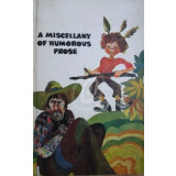 A miscellany of humorous prose