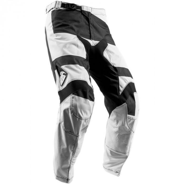 Pantaloni motocross Thor Pulse Level marime 40 Alb/negru Cod Produs: MX_NEW 29016497PE