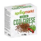 Ceai de Cozi Cirese 50 grame Springmarkt Cod: SPRM.00040