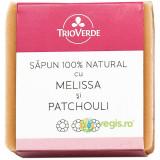 Sapun Natural Cu Melissa Si Patchouli 110g