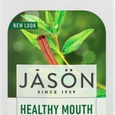 Apa de gura Healthy Mouth cu tea-tree si scortisoara pt gingiile iritate,...