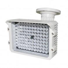 Iluminator infrarosu GNV, 114 x LED, 80 m