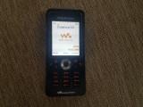 Cumpara ieftin Telefon Rar Sony Ericsson W302 Walkman Black Liber retea livrare gratuita!, Negru, Neblocat