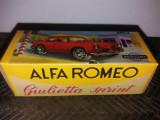 Macheta Alfa Romeo Giulietta Sprint - MERCURY