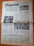 sportul 23 iunie 1986-finala cupei romaniei steaua-dinamo, CM fotbal