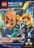 Lego Nexo Knights-Atacul monstrului de piatra |
