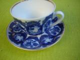 Portelan Made in Russia, frumoasa ceasca de cafea