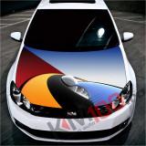 """Sticker Imprimat Color pentru Capota """"Hood Art"""" cod: KM-HOOD-24"""