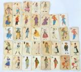 Joc vechi romanesc  Pacalici - incomplet, pentru completare