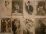 Lot carti postale actori 8 bc.2