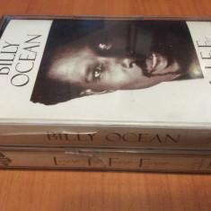 BILLY OCEAN - Love Is For Ever ( 1997 ) - Dublu Caseta Audio Originala