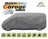 Prelata auto, husa exterioara Nissan Primastar impermeabila in exterior anti-zgariere in interior lungime 520-530cm, L520 Van, model Mobile Garage