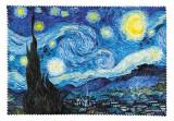 Cumpara ieftin Etui cu textil si protectie ochelari, van Gogh