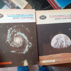 Ghidul cosmosului – ION C. SINGEORZAN , I.M. STEFAN , 2 volume