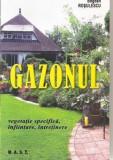 Gazonul. Vegetație specifică, înființare, întreținere