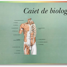 Caiet biologie mare, 24 file