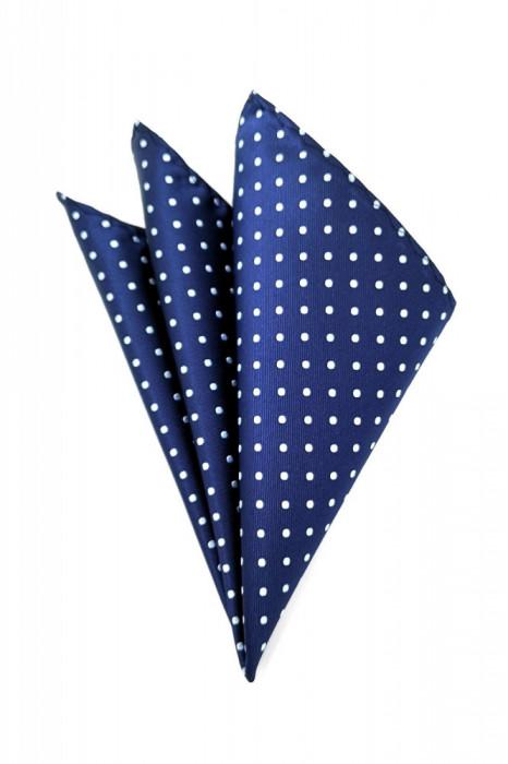 Batista barbati albastra cu buline BA001