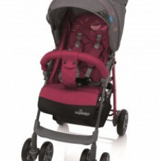 Carucior sport copii 6 luni-3 ani BabyDesign Mini Pink